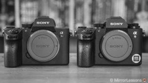 Sony A7R III vs A9 – Five key aspects analysed