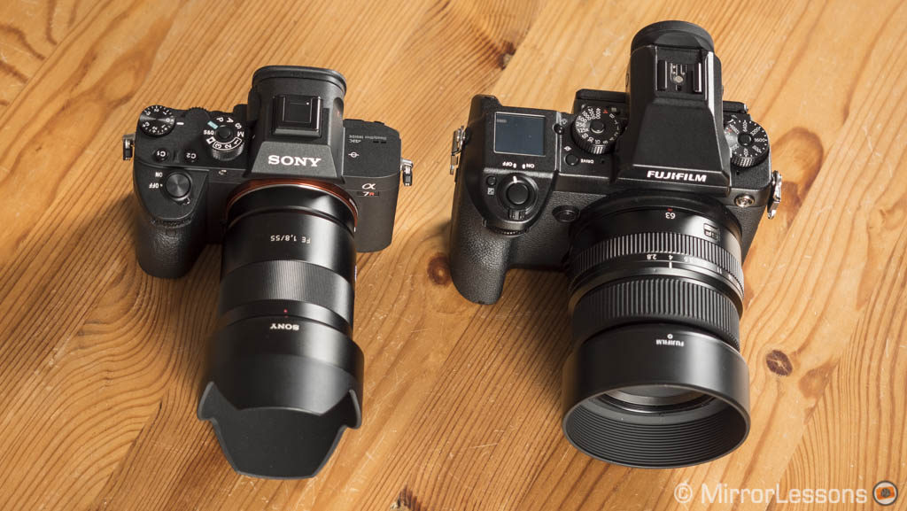 Sony A7r III vs Fujifilm GFX 50s – Image Quality Comparison