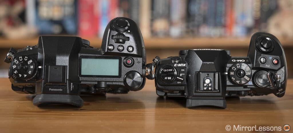 Panasonic Lumix G9 vs Olympus OM-D E-M1 II – The complete comparison