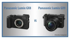 Panasonic Lumix GX8 vs GX9 – The 10 Main Differences