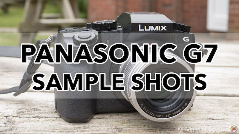 panasonic lumix g7 sample photos