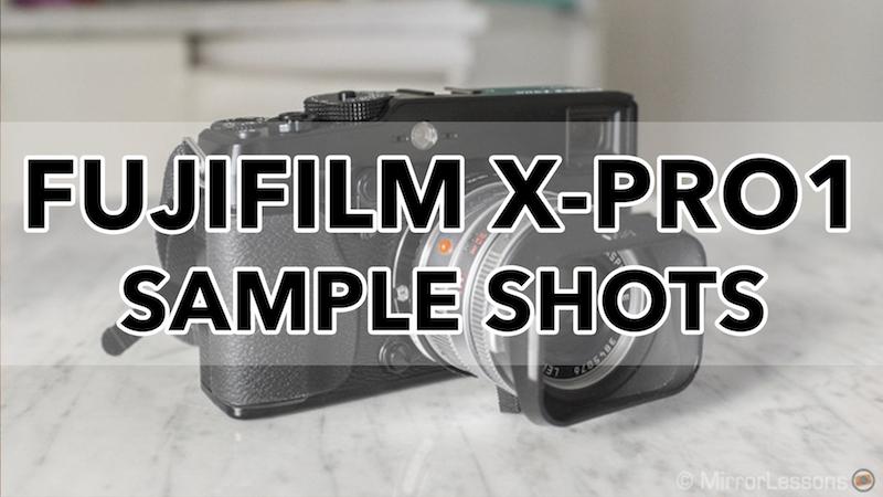 fuji xpro1 sample photos