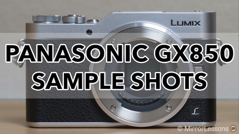 panasonic gx850 sample images