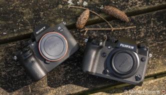Sony A7 III vs Fujifilm X-H1 – The complete comparison