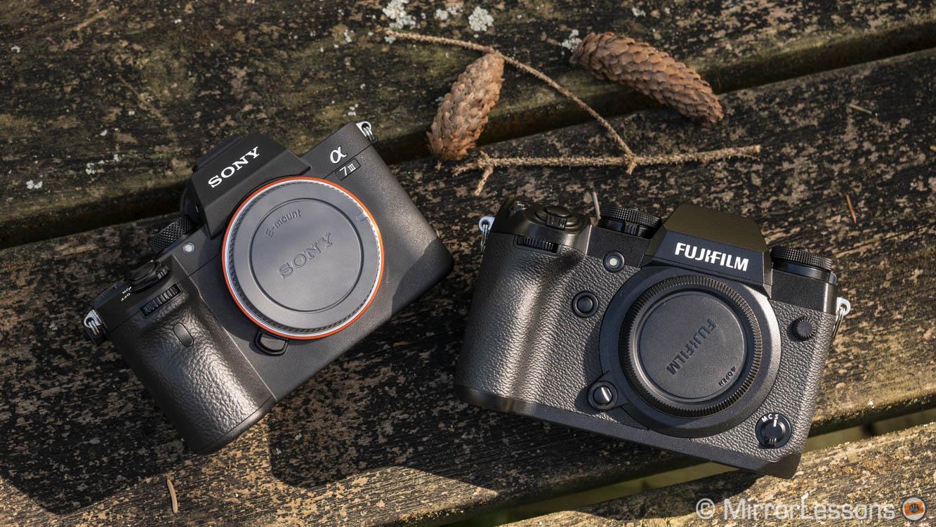 Sony A7 III vs Fujifilm X-H1 – The complete comparison – Page 2