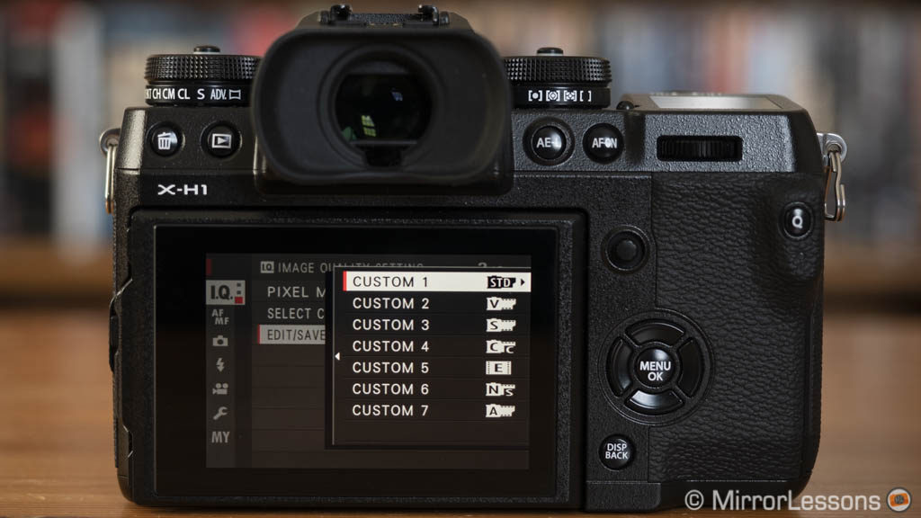 Sony A7 III vs Fujifilm X-H1 – The complete comparison