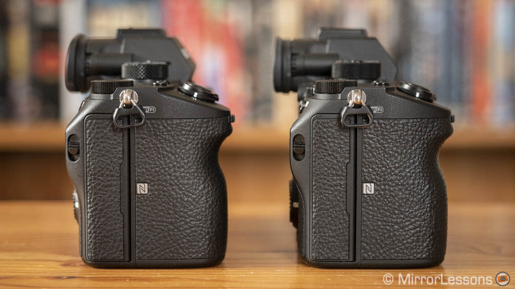 sony a7iii vs a7riii weather sealing