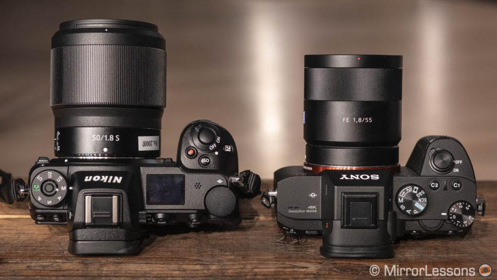 Nikon Z7 Vs Sony A7r Iii The 10 Main Differences Gearopen
