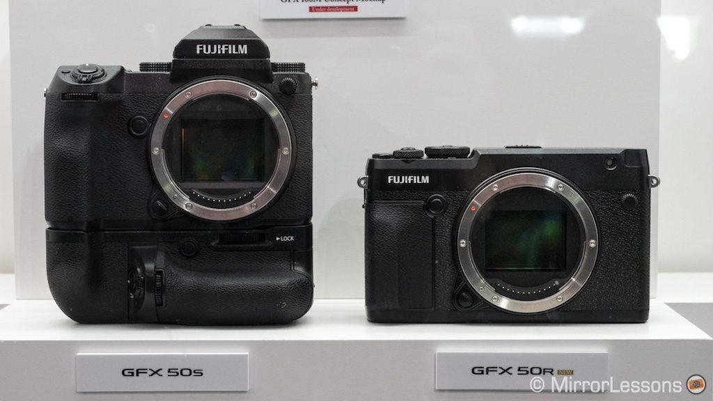 Fujifilm Gfx 50r Vs Gfx 50s The 10 Main Differences