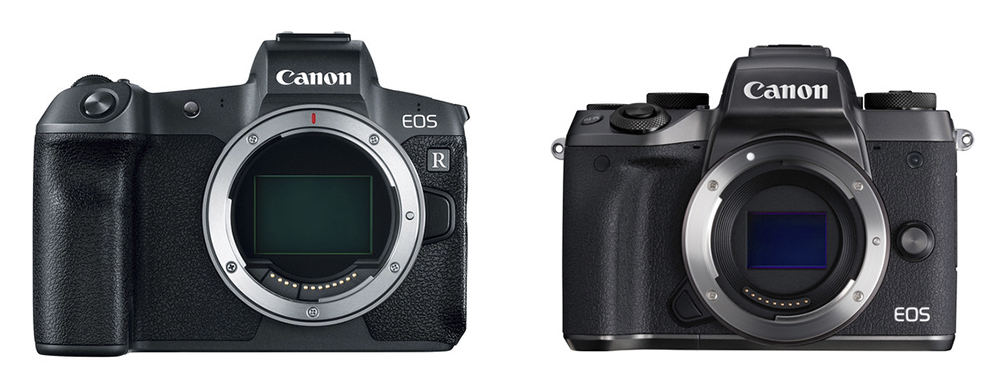 Canon Eos R Vs Eos M5 The 10 Main Differences