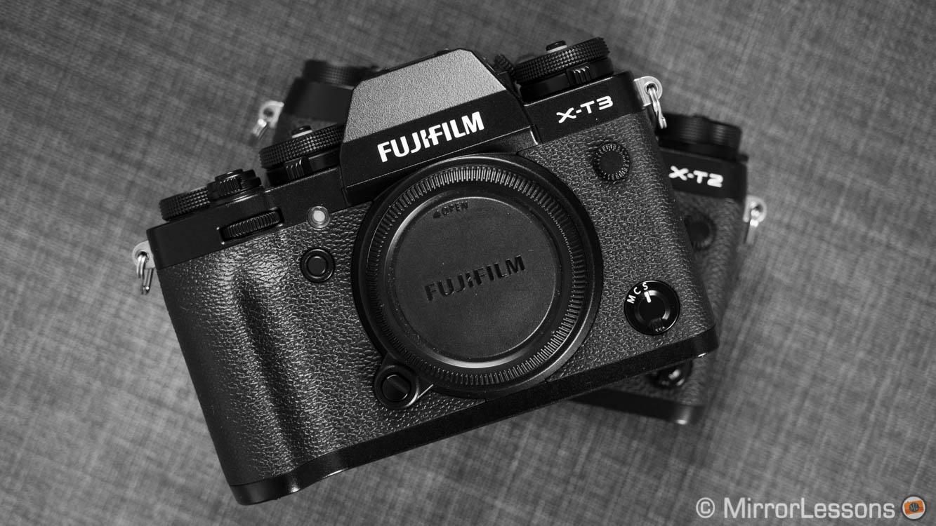 2a599a511caa7d Fujifilm X-T2 vs X-T3 – The complete comparison
