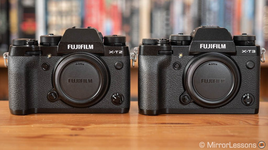 Fujifilm X-T2 vs X-T3 – The complete comparison