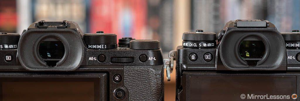 Fujifilm X-T2 vs X-T3 – The complete comparison