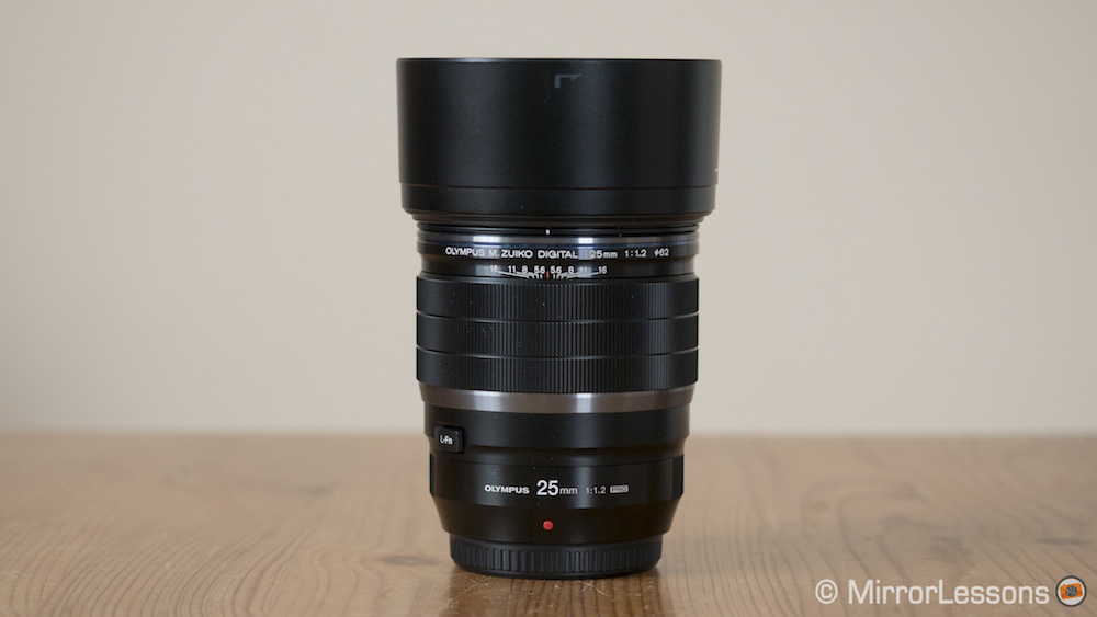 best portrait lenses micro four thirds olympus 25mm 1.2