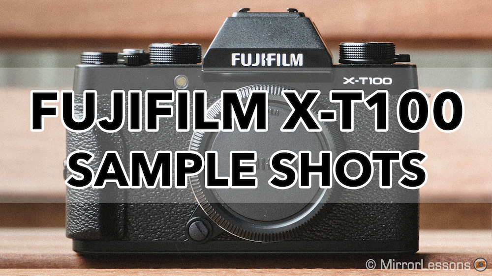 fuji xt100 sample shots