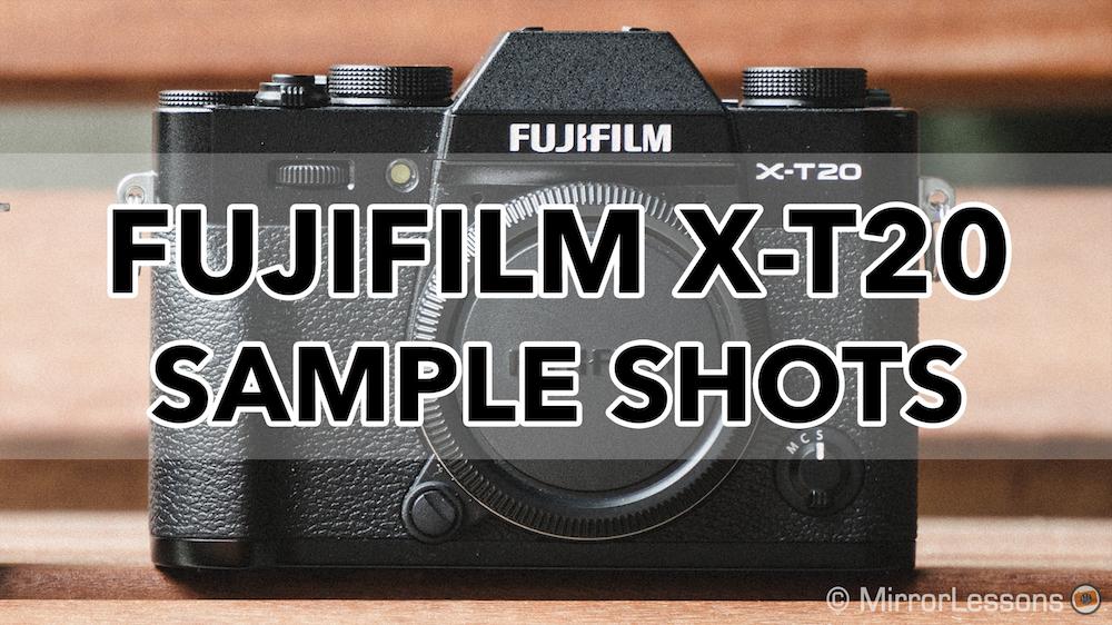 fuji xt20 sample shots