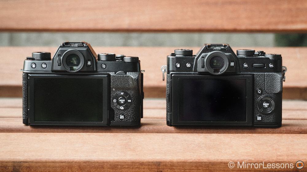 fujifilm xt100 vs xt20-2