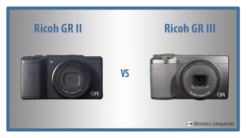 ricoh gr ii vs gr iii