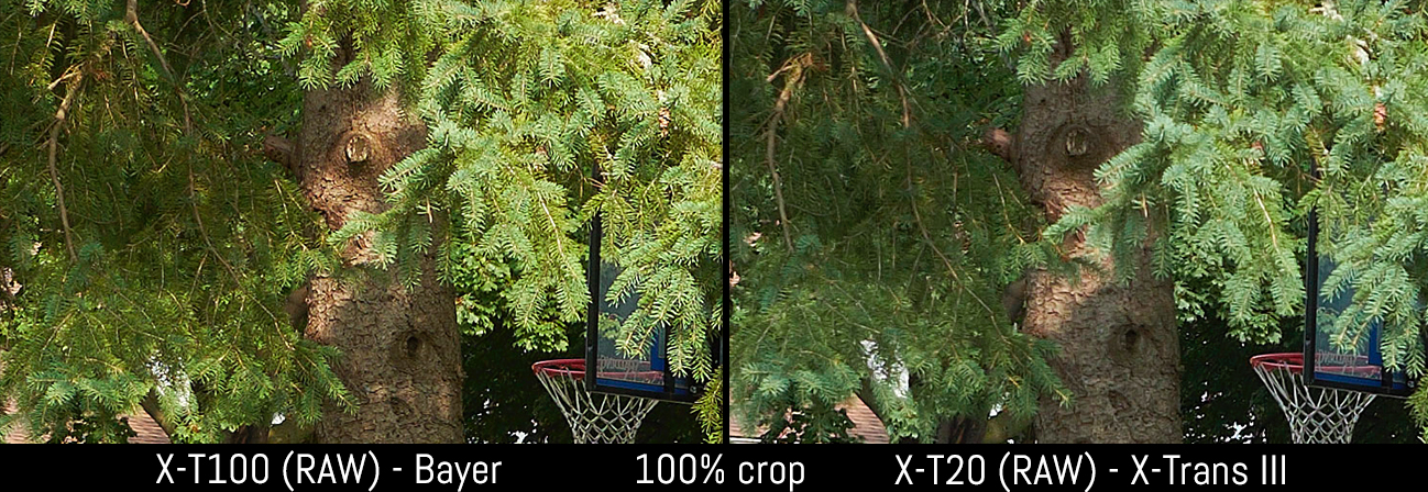 xt100 vs xt20 capture one