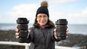 Canon RF 24-105mm f/4 vs EF 24-105mm f/4 II – The complete comparison