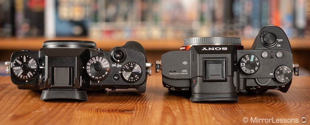 Fujifilm X-T3 vs Sony A7 III – Five key points analysed