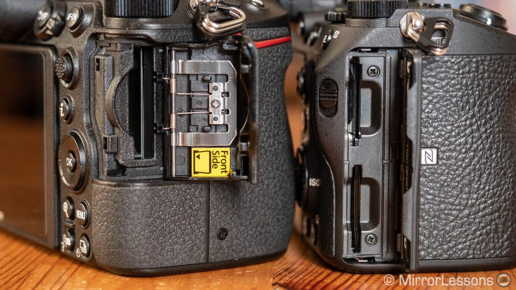 Nikon Z7 vs Sony A7R III – The complete comparison
