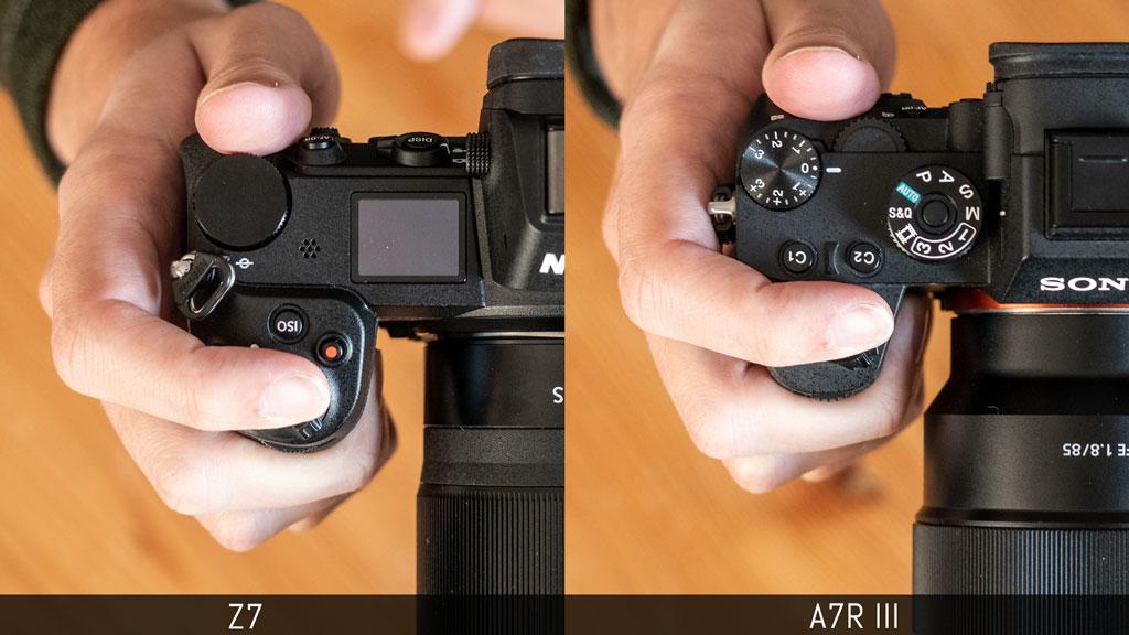 Nikon Z7 vs Sony A7R III – The complete comparison
