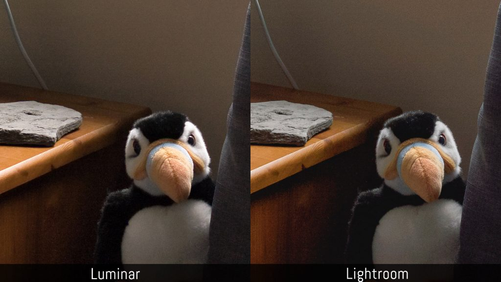 lightroom vs luminar