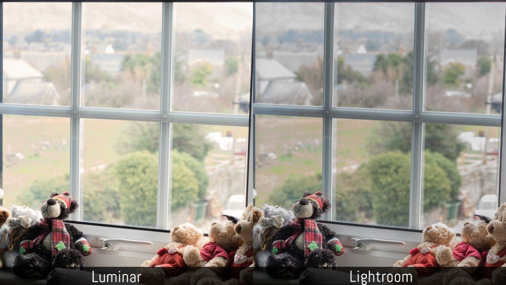 luminar vs lightroom