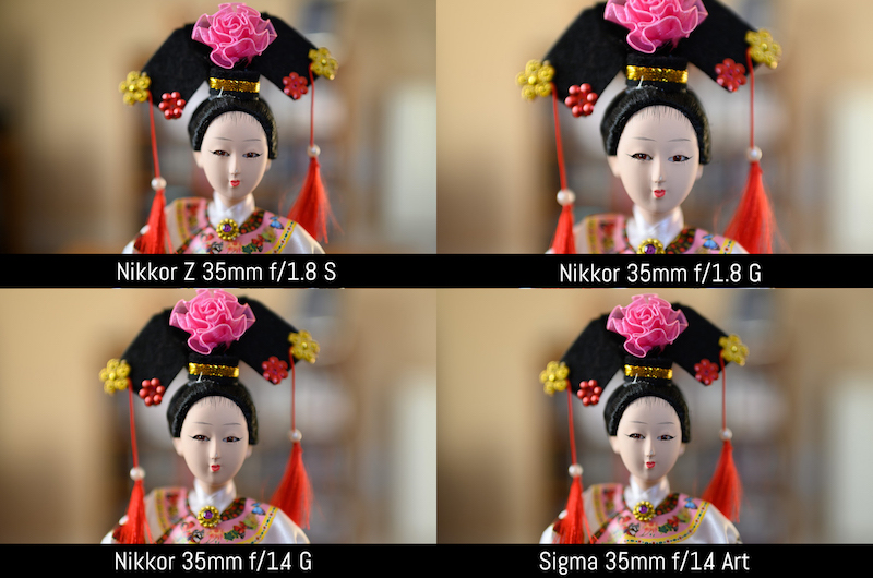 minimum focus distance nikkor