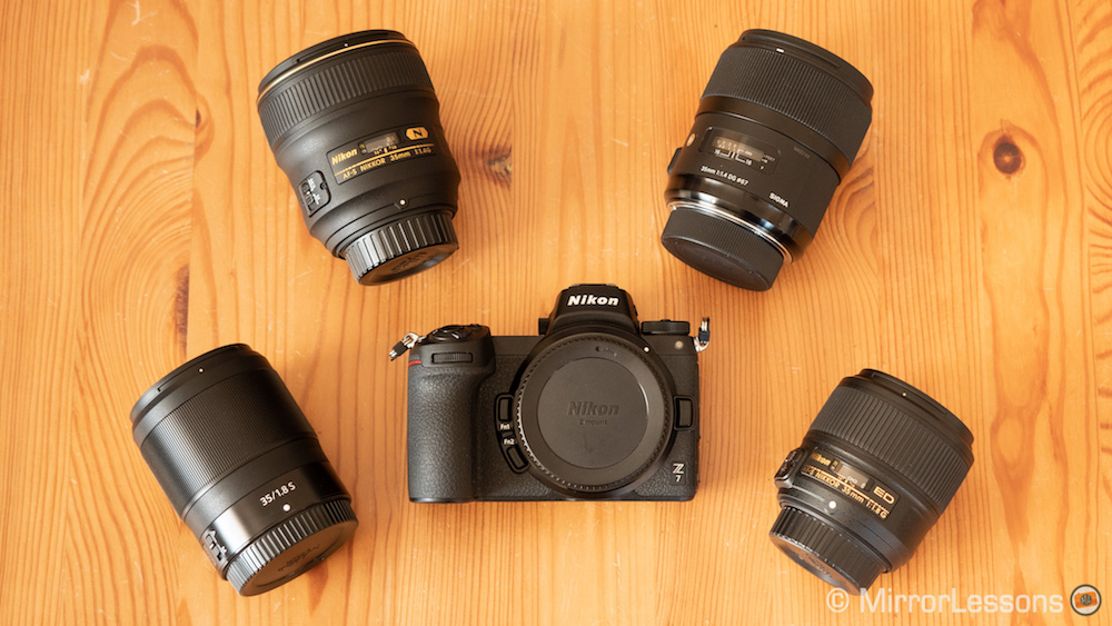 nikkor z 35mm 1.8 vs 35mm 1.8 vs 35mm 1.4 vs sigma 35mm 1.4-1