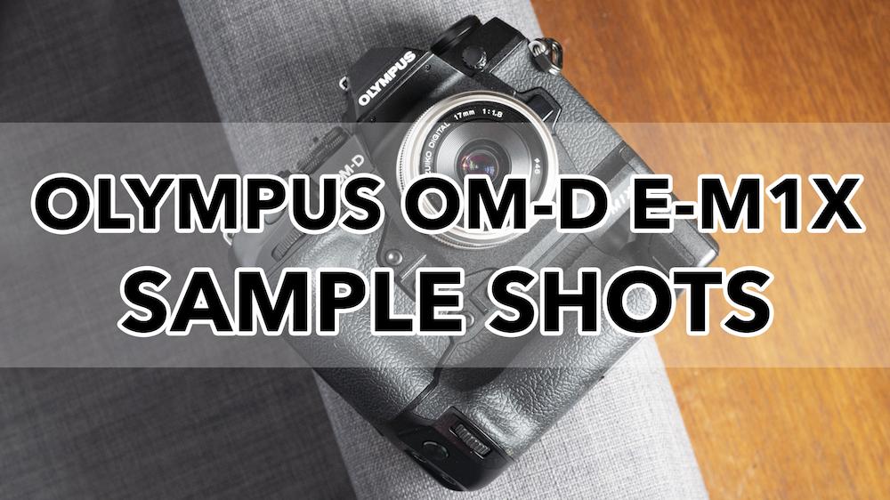 olympus omd em1x sample images