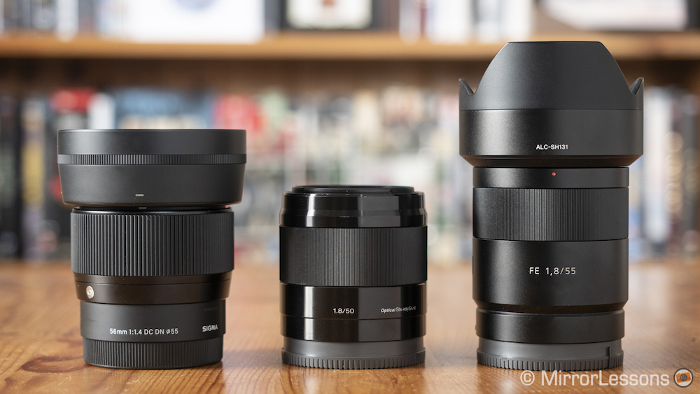 sigma 56mm vs sony 50mm vs sony 55mm-2