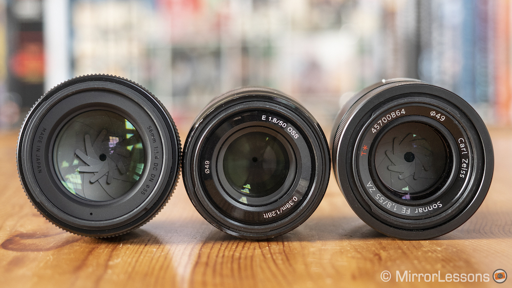 sigma 56mm vs sony 50mm vs sony 55mm-3