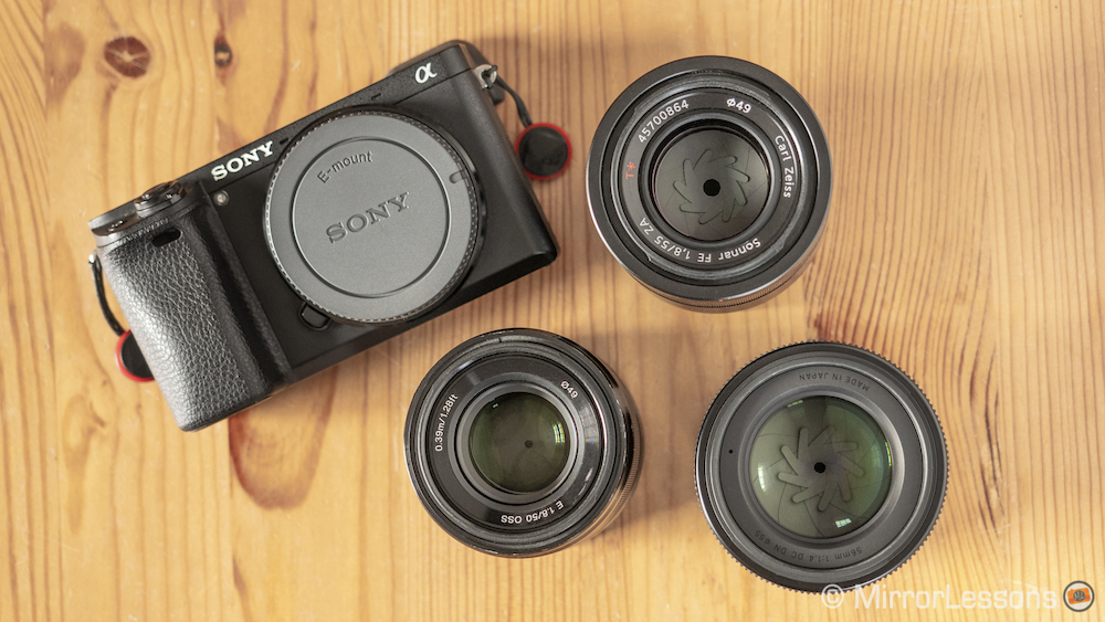 sigma 56mm vs sony 50mm vs sony 55mm-5