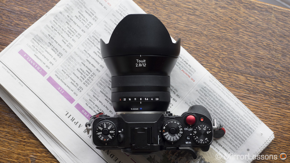 Zeiss Touit 12mm f/2.8