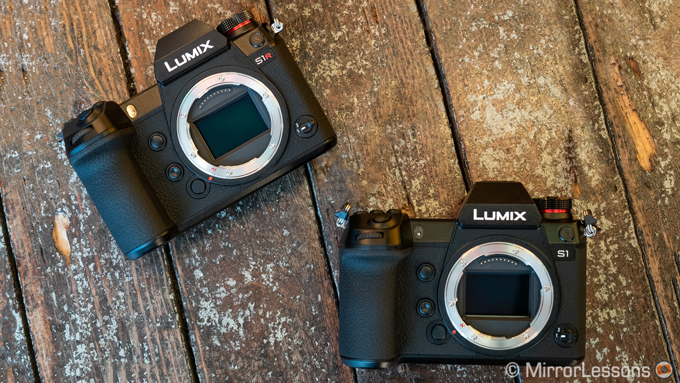 Panasonic Lumix S1 vs S1R – The 10 main differences (and many