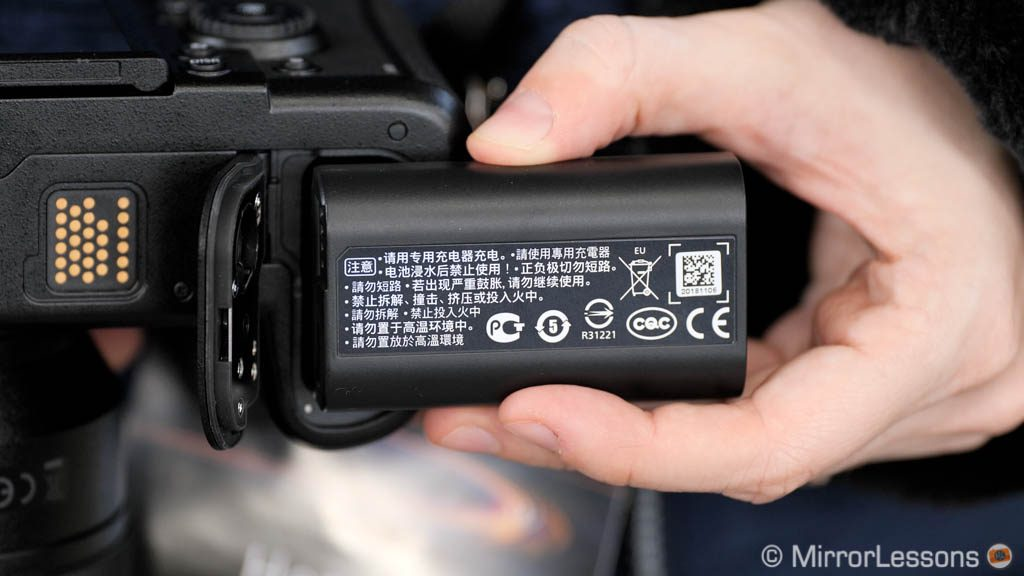 lumix s1 battery