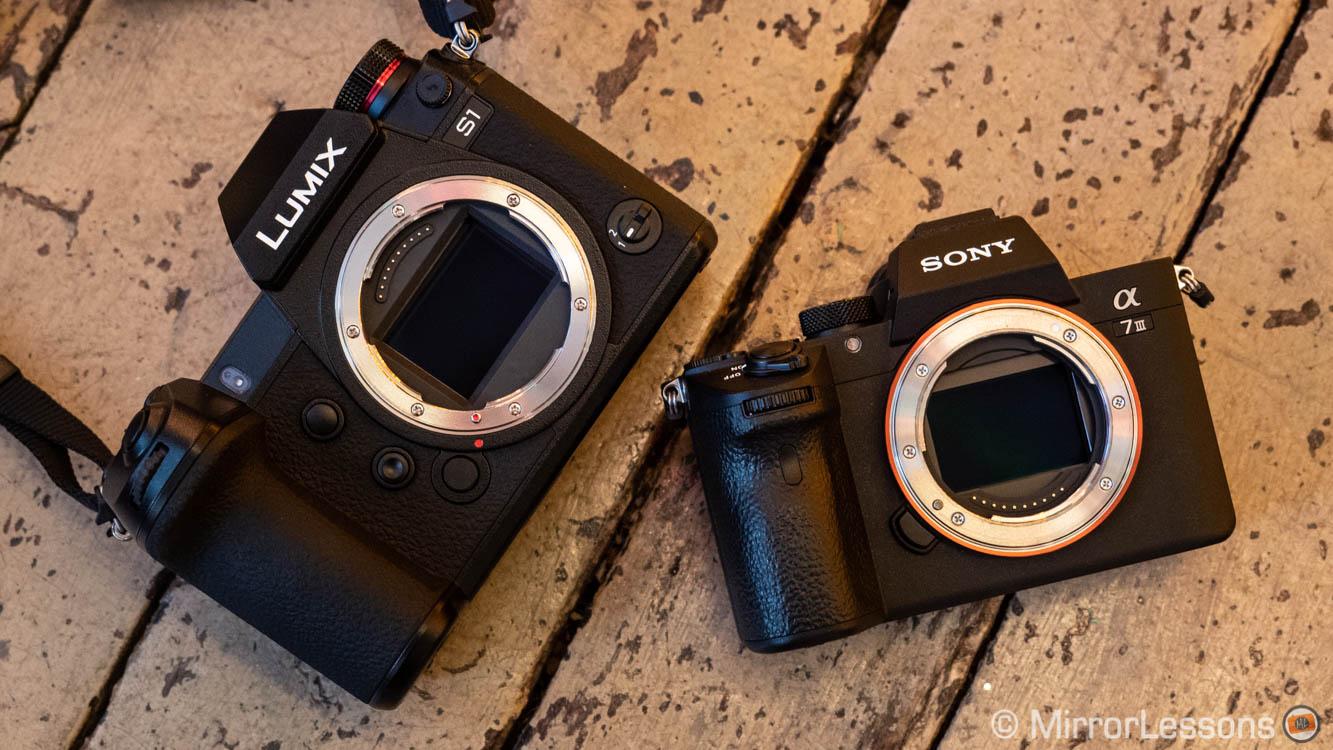 Panasonic Lumix S1 Vs Sony A7 Iii The 10 Main Differences