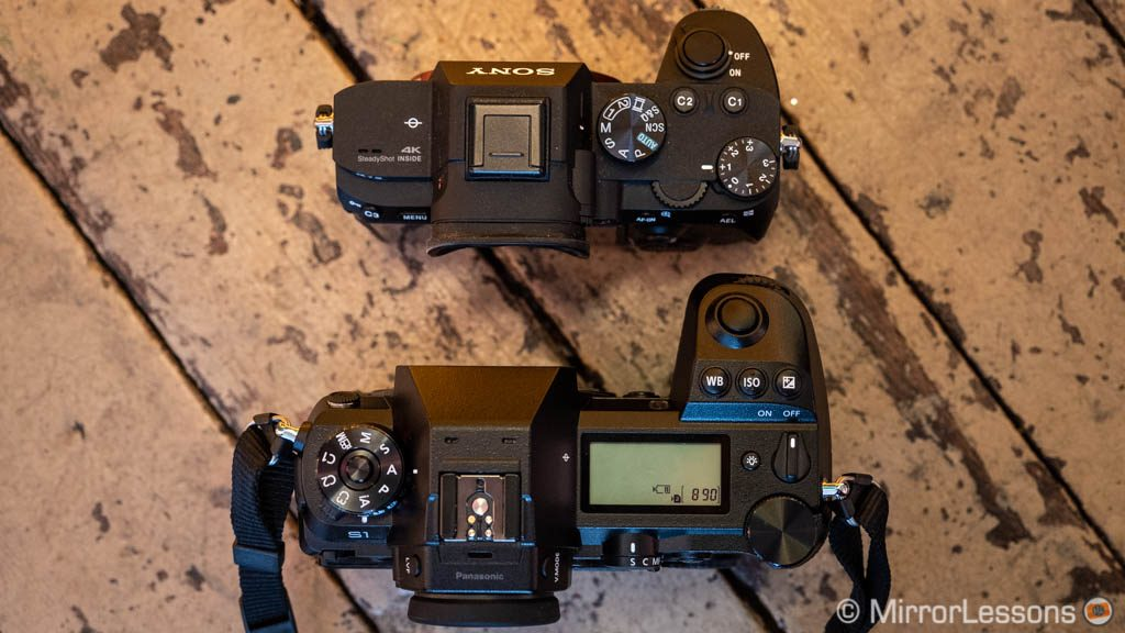 Panasonic Lumix S1 vs Sony A7 III – The 10 Main Differences