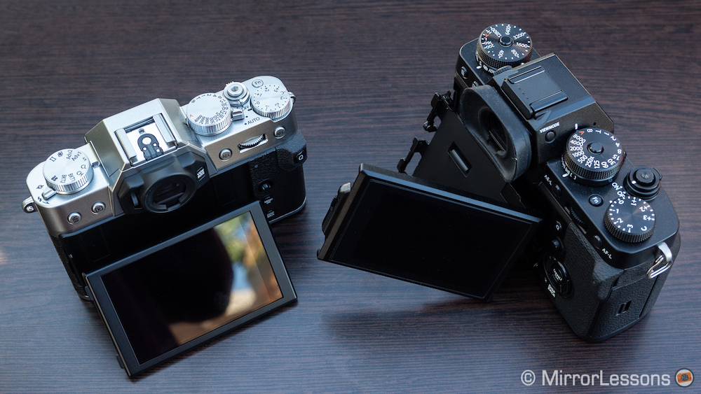 Fujifilm X-T30 vs X-T3 – The 10 Main Differences
