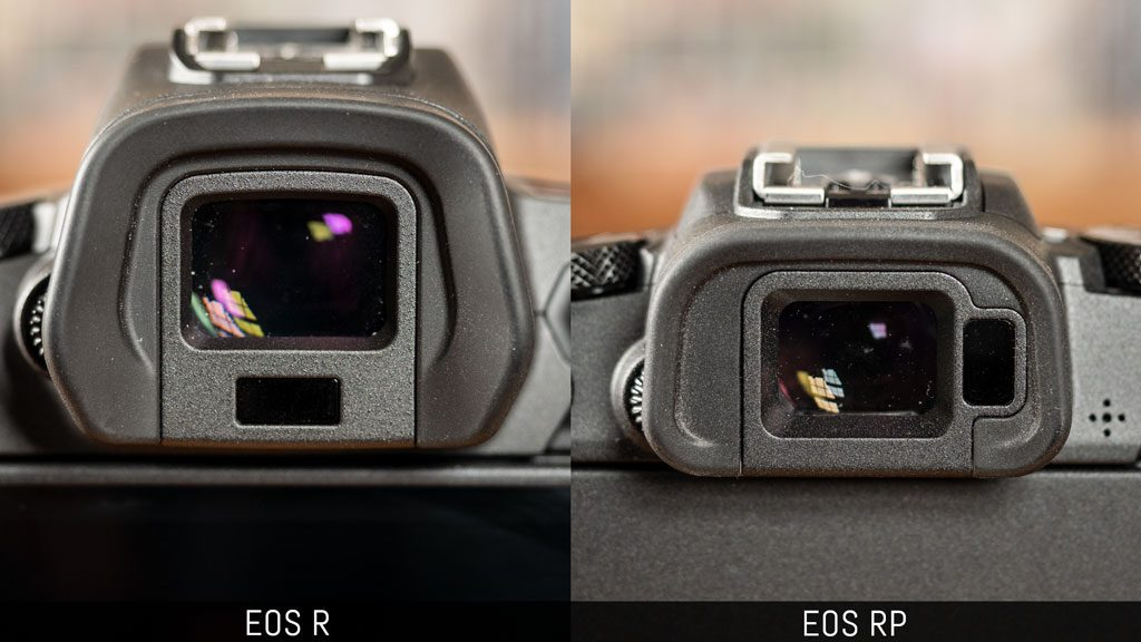 Canon EOS R vs EOS RP – Five key points analysed