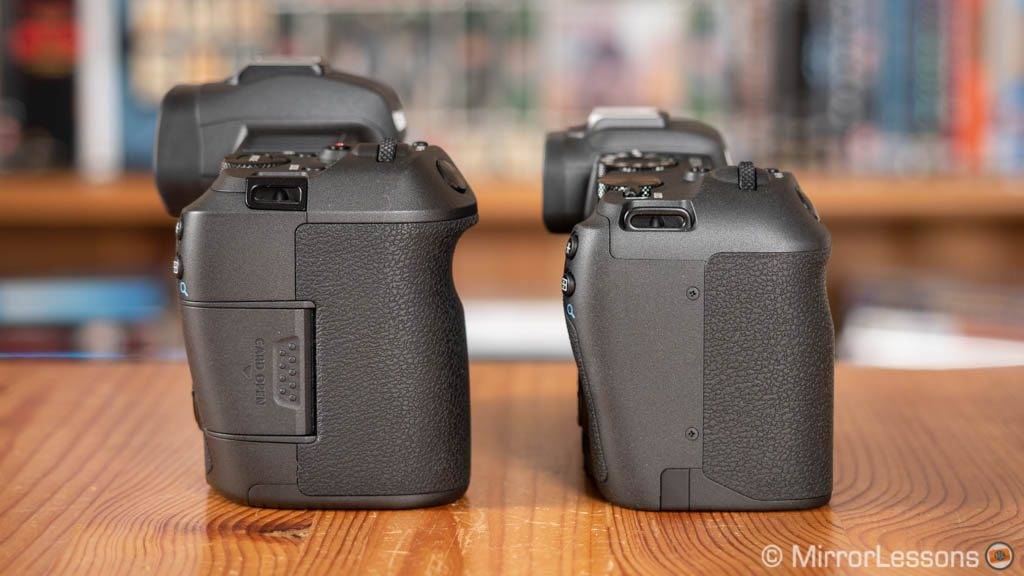 Canon Eos R Vs Eos Rp Five Key Points Analysed