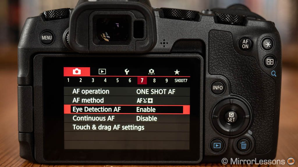 Canon Eos R Vs Eos Rp Five Key Points Analysed