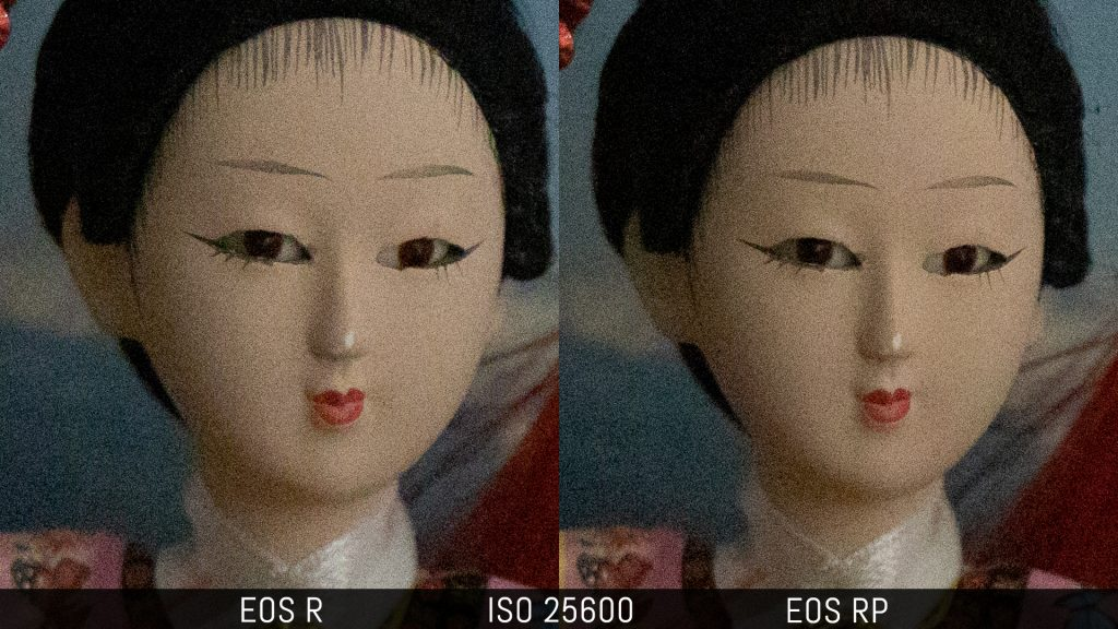 eos r vs rp