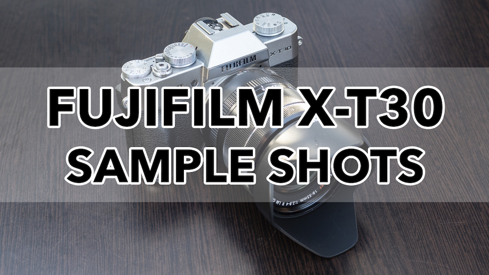fuji xt30 sample shots