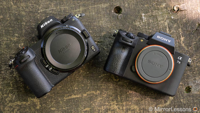 Nikon Z6 vs Sony A7 III - The complete comparison