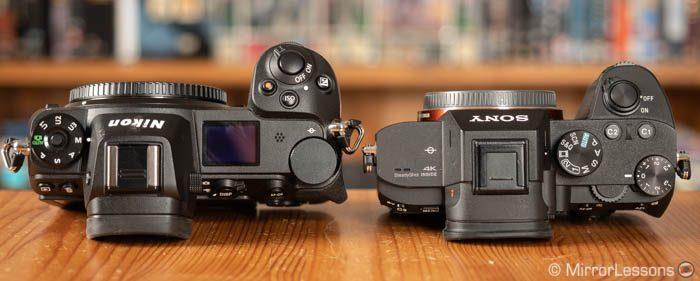 Nikon Z6 vs Sony A7 III – The complete comparison