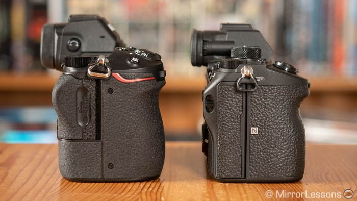 sony a7iii firmware 3.01 3rd party battery