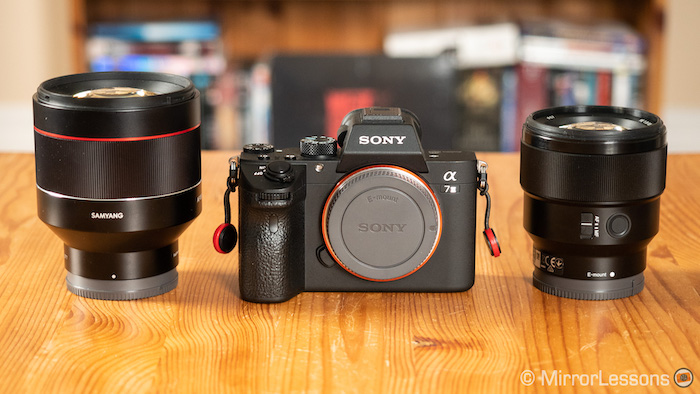 samyang 85mm 1.4 af vs sony 85mm 1.8-5